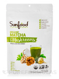 Matcha & Mushrooms, Organic - 5.8 oz (165 Grams)