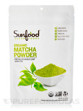 Matcha Powder, Organic - 4 oz (113 Grams)
