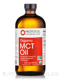 Organic MCT Oil - 16 fl. oz (473 ml)