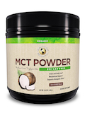 Organic MCT Powder, Unflavored - 10.6 oz (300 Grams)