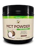 Organic MCT Powder, Unflavored - 10.6 oz (300 Grams)