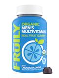 Organic Men's Multivitamin, Mix Fruit Flavor - 60 Gummies