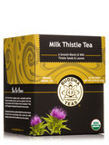 Organic Milk Thistle Tea - 18 Tea Bags