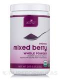 Organic Mixed Berry Whole Powder 29 Servings (203 Grams)