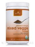 Organic Mixed Veggie Powder - 25 Servings (7.9 oz / 225 Grams)