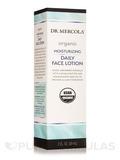 Organic Moisturizing Daily Face Lotion - 2 fl. oz (59 ml)