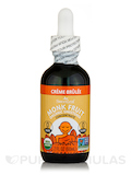 Organic Monk Fruit Concentrate Sweetener, Creme Brulee - 2 fl. oz (60 ml)