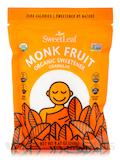 Organic Monk Fruit Granular Sweetener (Bag) - 8.47 oz (240 Grams)