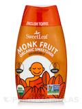 Organic Monk Fruit Squeezable Sweetener, English Toffee - 1.7 fl. oz (50 ml)