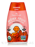Organic Monk Fruit Squeezable Sweetener, Strawberry Guava - 1.7 fl. oz (50 ml)