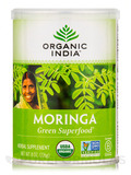 Organic Moringa Leaf Powder - 8 oz (226 Grams)