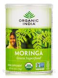 Organic Moringa Leaf Powder - 8 oz (226 Grams)