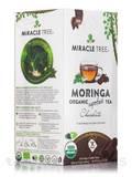 Organic Moringa Superfood Tea, Chocolate - 25 Tea Bags (1.32 oz / 37.5 Grams)