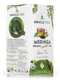 Organic Moringa Superfood Tea, Green Tea - 25 Tea Bags (1.32 oz / 37.5 Grams)