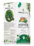 Organic Moringa Superfood Tea, Mint - 25 Tea Bags (1.32 oz / 37.5 Grams)