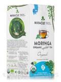 Organic Moringa Superfood Tea, Original - 25 Tea Bags (1.32 oz / 37.5 Grams)