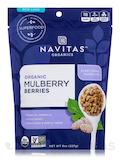 Organic Mulberry Berries - 8 oz (227 Grams)