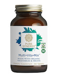 Organic Multi Vita-Min™ 60 Vegetable Tablets