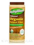 Organic Natural Fiber, Unflavored - 85 Doses (21 oz / 595 Grams)