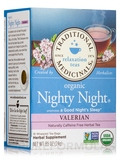 Organic Nighty Night Valerian Tea - 16 Tea Bags