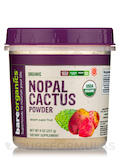 Organic Nopal Cactus Powder - 8 oz (227 Grams)