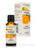 Organic Orange Essential Oil - 1 fl. oz (30 ml)