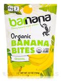 Organic Original Chewy Banana Bites - 3.5 oz (100 Grams)