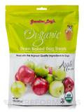 Organic Oven Baked Dog Treats, Apple Flavor - 14 oz (397 Grams)