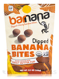 Organic Peanut Butter Cup Chewy Banana Bites - 3.5 oz (100 Grams)