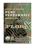 Organic Peppermint Herbal Tea - 16 Tea Bags