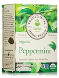 Organic Peppermint Tea - 16 Tea Bags