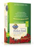 Organic Perfect Food® Red Raspberry 64 Grams Per Bar - BOX OF 12 BARS