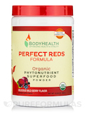 Organic Perfect Reds Formula, Delicious Wild Berry Flavor - 10.58 oz (300 Grams)
