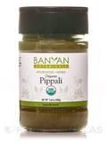 Organic Pippali Fruit Powder (Spice Jar) 3.66 oz (104 Grams)