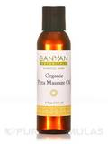 Organic Pitta Massage Oil 4 fl. oz (118 ml)