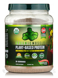 Organic Plant-Based Protein, Chocolate Flavor - 760 Grams