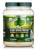 Organic Plant-Based Protein, Vanilla Flavor - 760 Grams