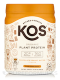 Organic Plant Protein, Chocolate Peanut Butter Flavor - 13.75 oz (390 Grams)