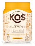 Organic Plant Protein, Chocolate Peanut Butter Flavor - 20.56 oz (583 Grams)