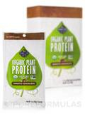 Organic Plant Protein - Smooth Chocolate BOX OF 5 PACKETS (1 oz / 28 Grams each)