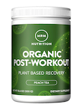 Organic Post Workout - Plant Based Recovery, Peach Tea Flavor - 10.6 oz (300 Grams)