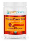 Organic Power Beets Rapid Recovery Fuel Powder, Passion Fruit / Orange / Guava - 20 Servings (160 Gr