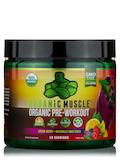 Organic Pre-Workout, Lemon Berry Flavor - 160 Grams