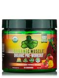 Organic Pre-Workout, Strawberry Mango Flavor - 160 Grams