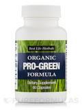 Organic Pro-Greens Formula - 60 Capsules