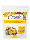 Organic Probiotic Sorghum Cereal Tropical Lucuma Baobab - 7 oz (200 Grams)