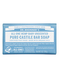 Organic Pure Castile Baby-Mild Bar Soap - 5 oz (140 Grams)