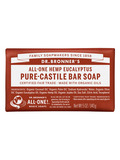 Pure Castile Eucalyptus Bar Soap - 5 oz (140 Grams)