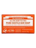 Organic Pure Castile Tea Tree Bar Soap - 5 oz (140 Grams)