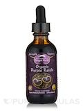 Organic Purple Reishi Drops - 2 fl. oz (60 ml)